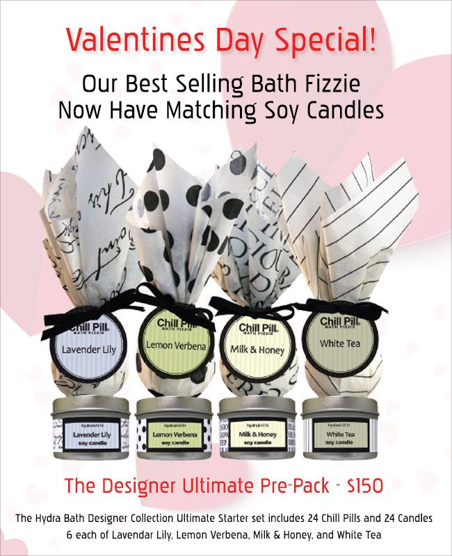 Hydra Bath Soaps