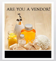 Are you a Vendor?