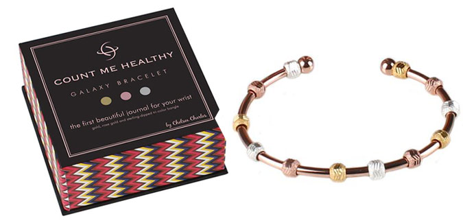 14k gold, 18k rose gold and 925 sterling all in one gorgeous bangle. Zig zag patterned