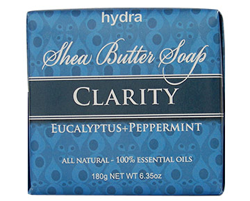 Shea Butter Soap - Clarity
