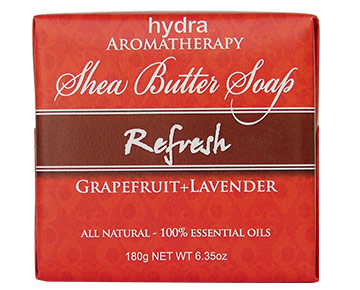 Shea Butter Soap - Refresh1